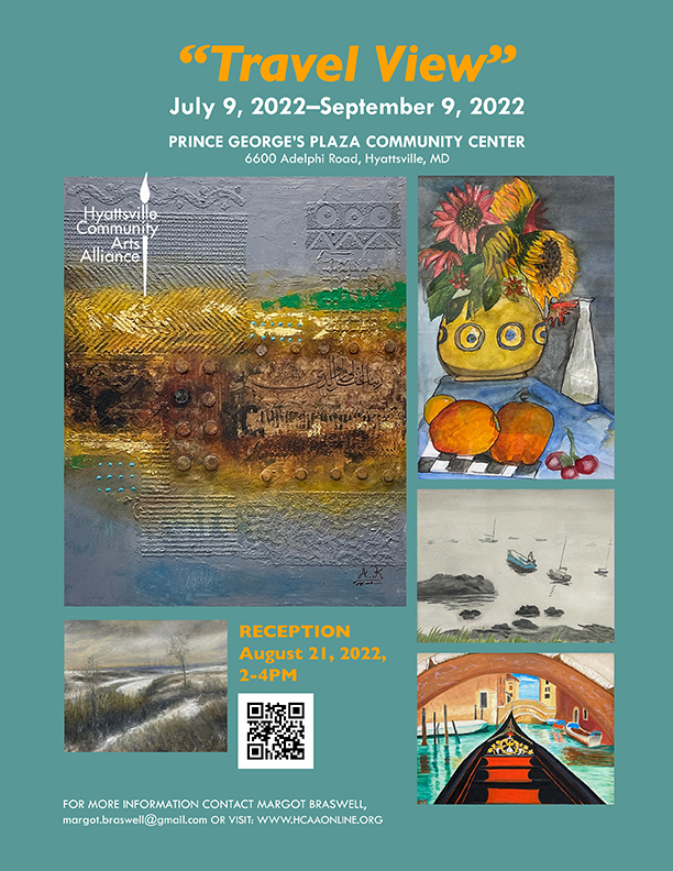 HCAA Art at Prince George's Plaza Community Center