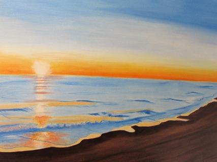 Peaceful Atlantic Morning