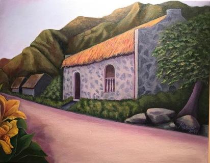 """Batanes Stone House"""