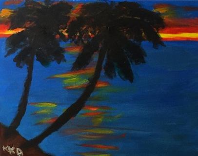 """""""Paradise at Night"""""""
