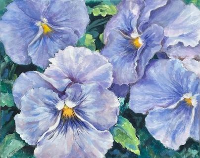 Lavender Blues